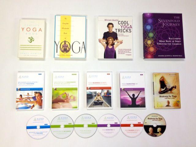 The Original Yoga Teacher Training Camp-in-a-Box - Level 1