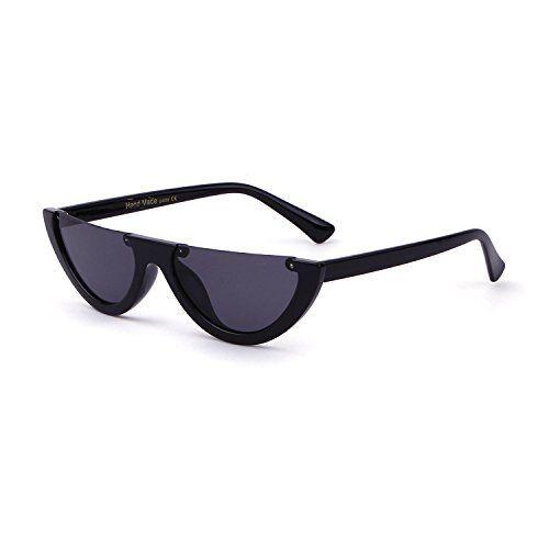 2e579edaca Clout Goggles Cat Eye Sunglasses Vintage Mod Style Retro Kurt Cobain  Sunglasses