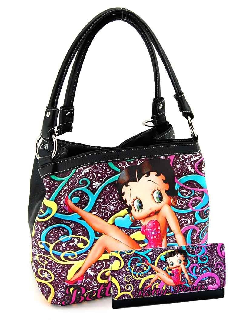BETTY BOOP PURSES 4 TO CHHOSE FROM NEW