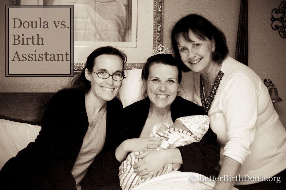 Doula vs. Birth Assistant Doula training, Doula, Doula