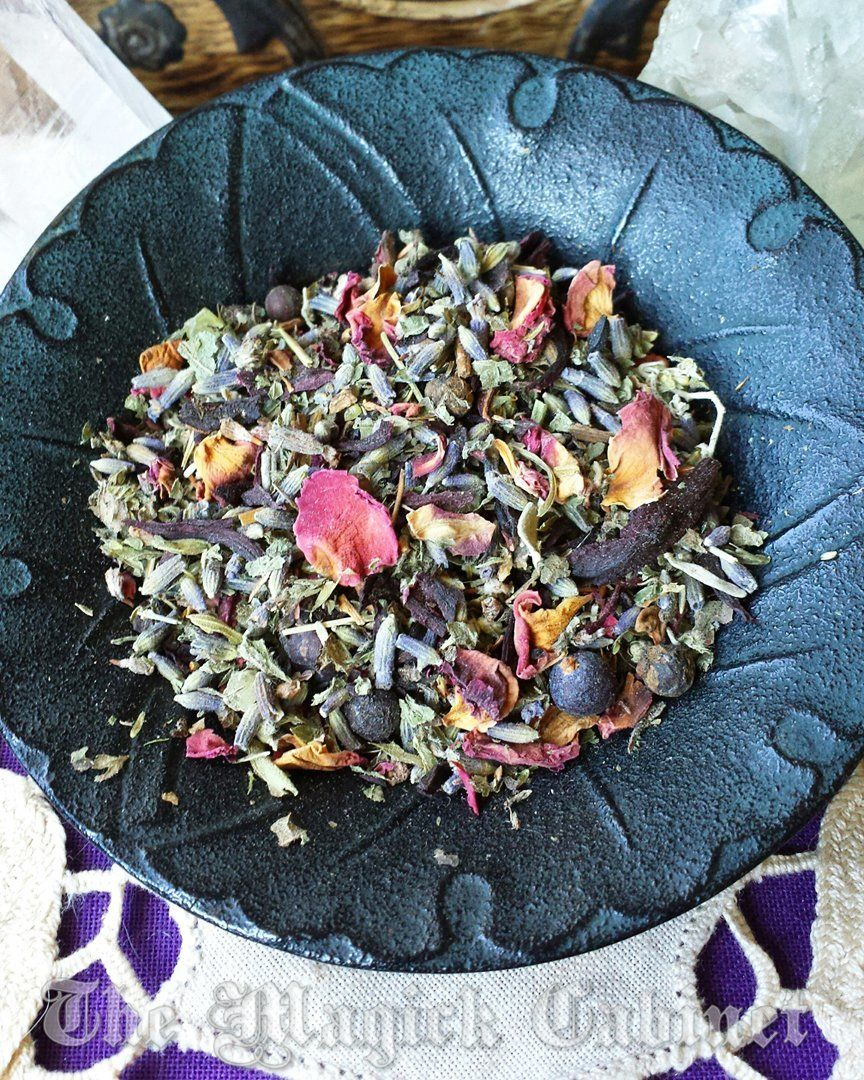 Love Herbs for Spell Work, Wicca, Pagan, Gaining Love, Self Love