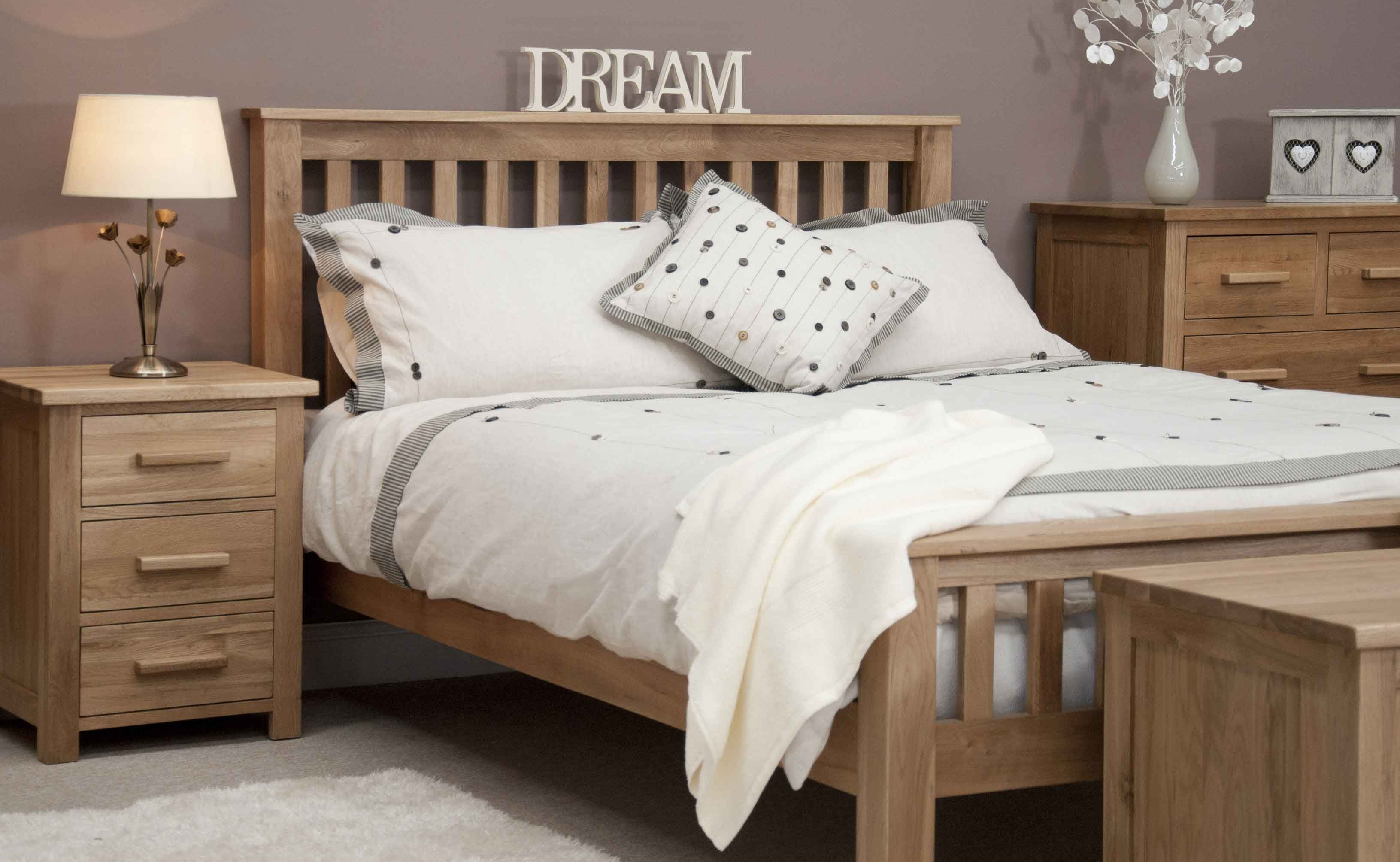 Bedroom Furniture  Oak bedroom furniture, Oak bedroom, Pine
