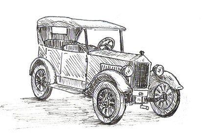 How To Draw A Car Drawing Tutorial Art Homeschool Art