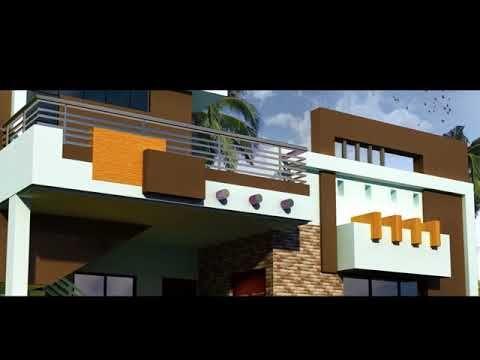 Youtube building elevation wall design terrace ali balcony patio deck also parapet designs idea houses rh pinterest