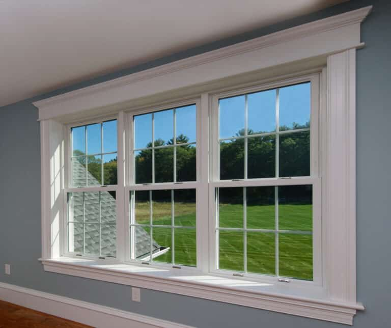 windows exterior interior window trim