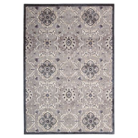Montana Rug In Gray At Joss And Main Floral Area Rugs Area Rugs Grey Area Rug