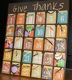 Design By Kelli - Vinyl Decals, lettering, Interior Decorating, Event Planning, Staging: Thanksgiving Gratitude Board