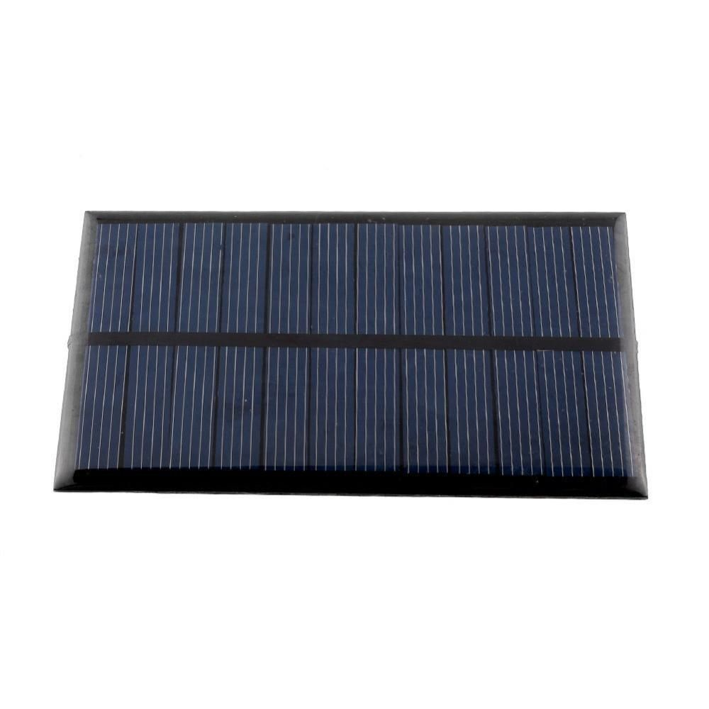 Mini 6v 1w Solar Panel Solar System Module Home Diy Solar Power Bank For Battery Cell Phone Toys Chargers Porta Solar Power Diy Solar Power Panels Solar Panels