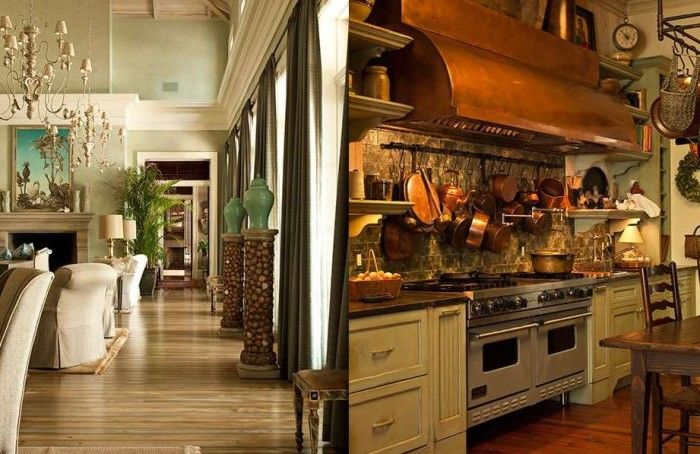 paula deen kitchen remodeling costs s magnificent savannah riverbend estate can be yours for a cool 12 5 million