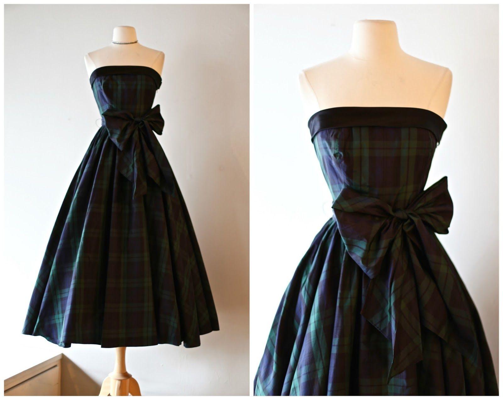 Shop for vintage clothing, vintage dresses, and vintage wedding ...