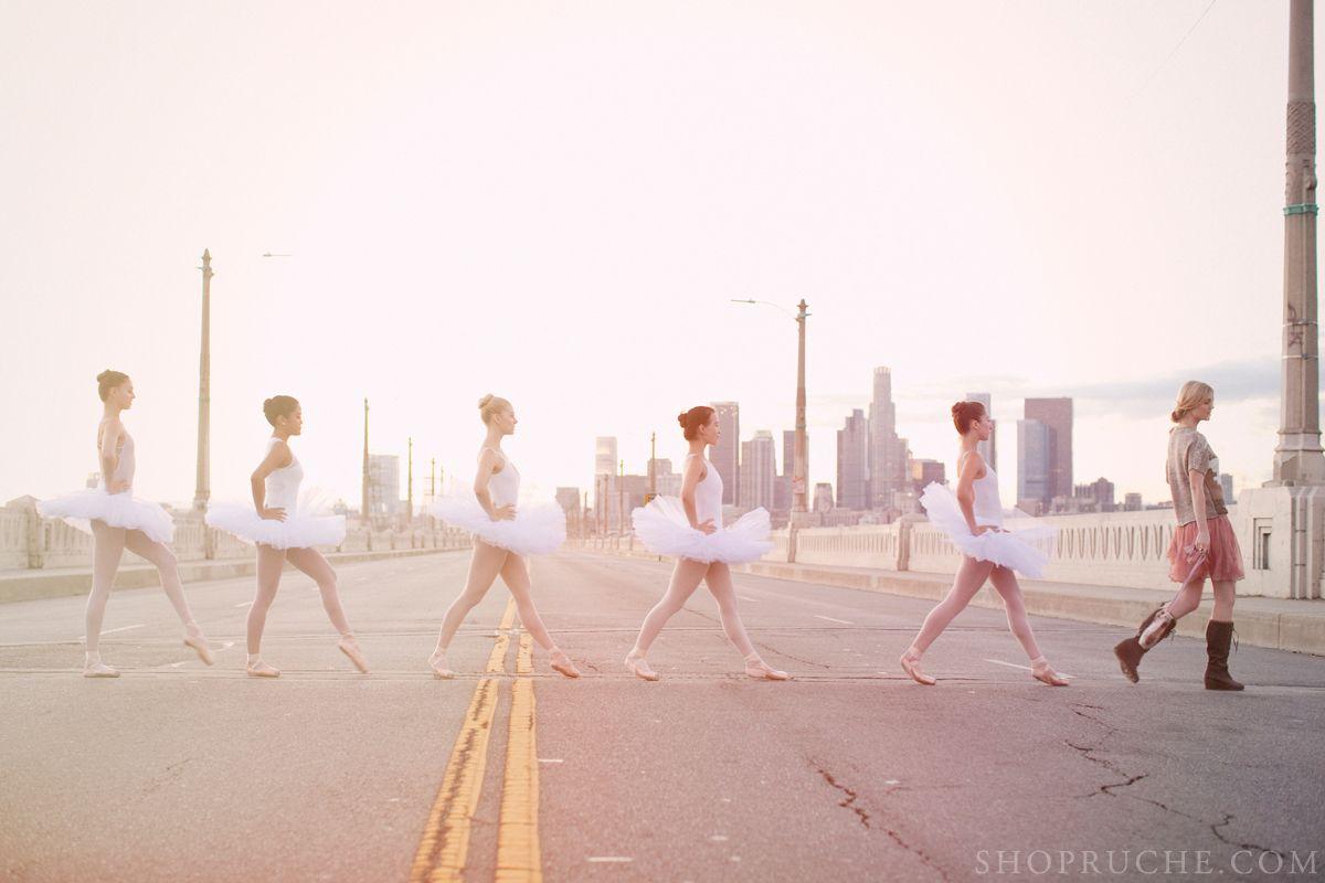 Dancing through the streets. #shopruche #ruche