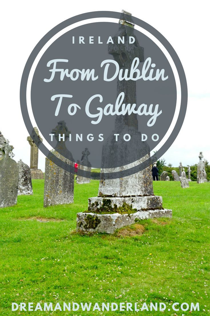 Things to do on your way from Dublin to Galway you never thought exist #travelbugs