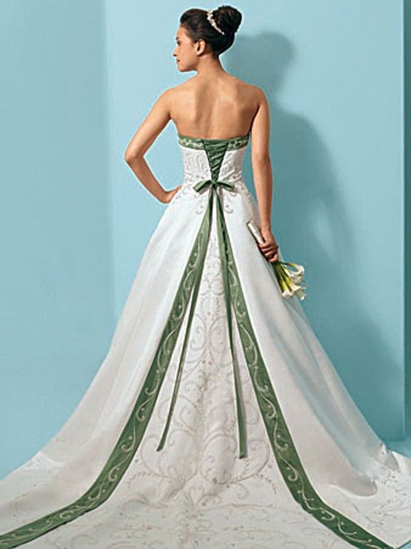 two tone wedding dress google search