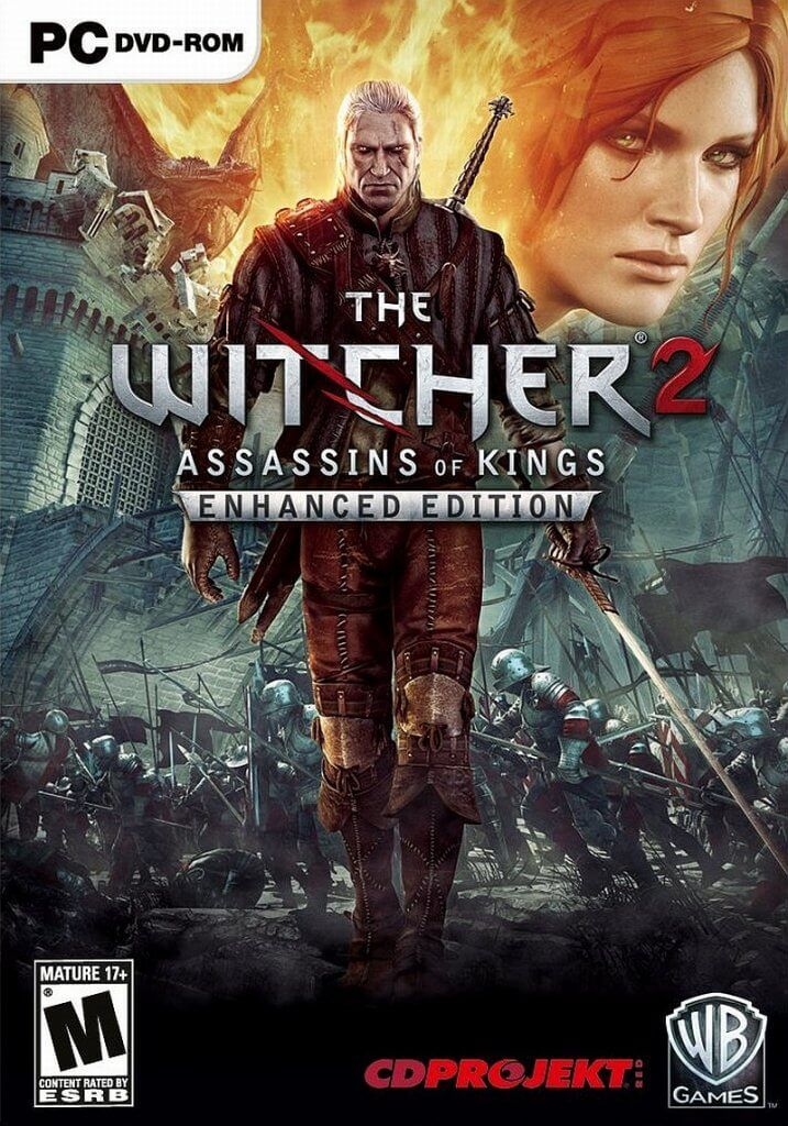 The Witcher 2 Assassins Of Kings Enhanced Edition Espanol Videospiele Pc Spiele Witcher 2