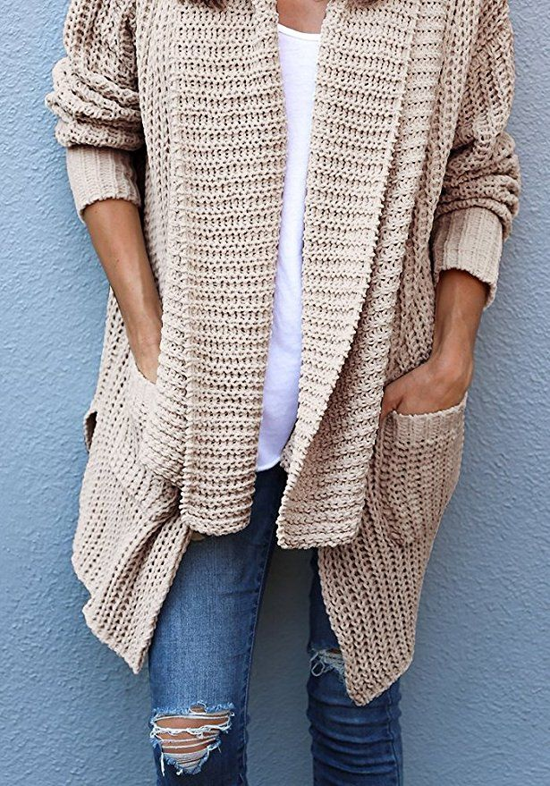 f9662082c1 Our Comfy Cozy Pocketed Cardigan is an absolute must! A luxe and incredibly  soft long sleeve cardigan with a fold over neckline and 2 front pockets.