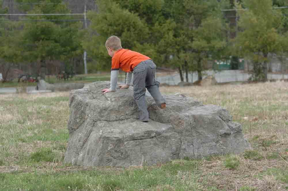 Perfect For A Natural Playground Rockwerx Playground Boulders Bouldering Rock Climbing