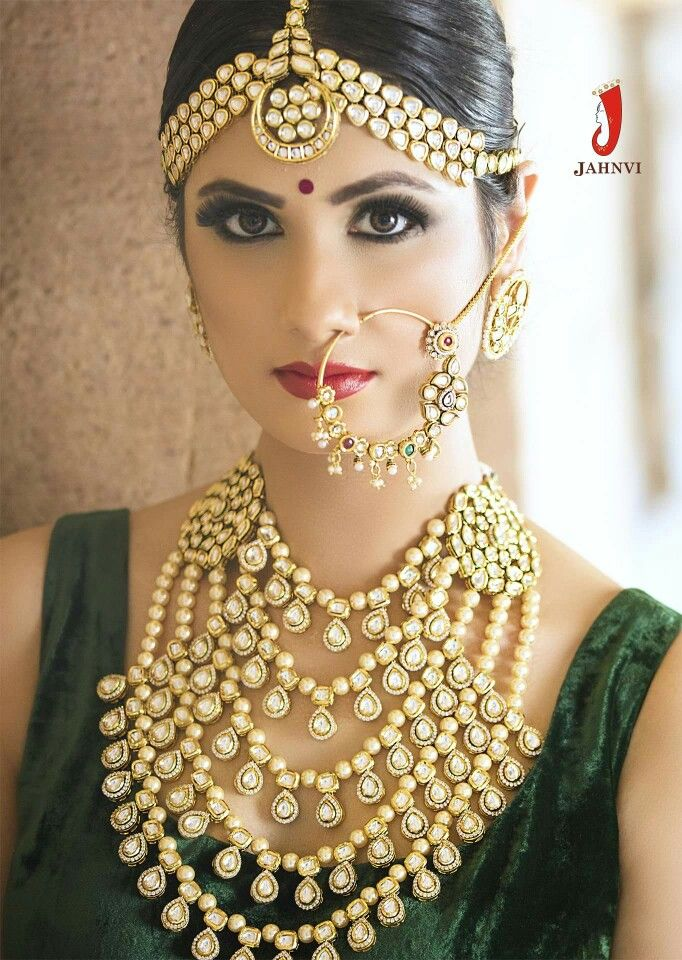 A woman's fascination with jewelry is nothing new. And when it comes to her wedding day – the biggest day of her life – she strives to find the perfect accessories to complete her bridal look. Choosing the perfect bridal neckpiece, which will reflect your personal style and stand out should be on priority.