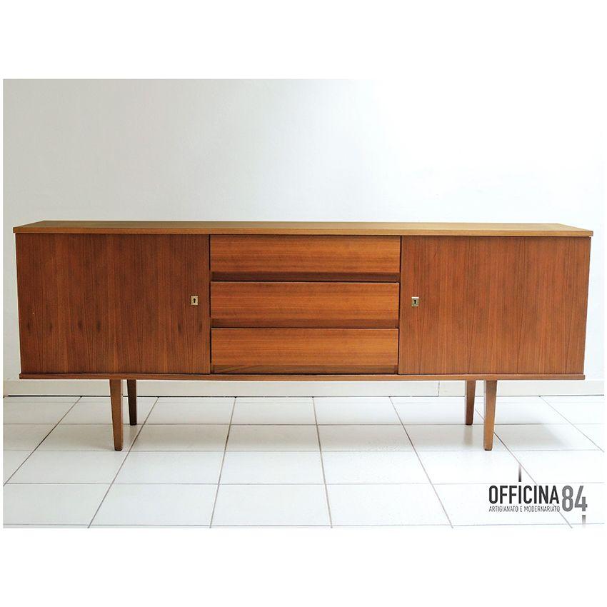 Ikea Padova Tavoli Da Giardino.Sideboard Anni 60 Officina84 Milano Via Padova Via Padova84