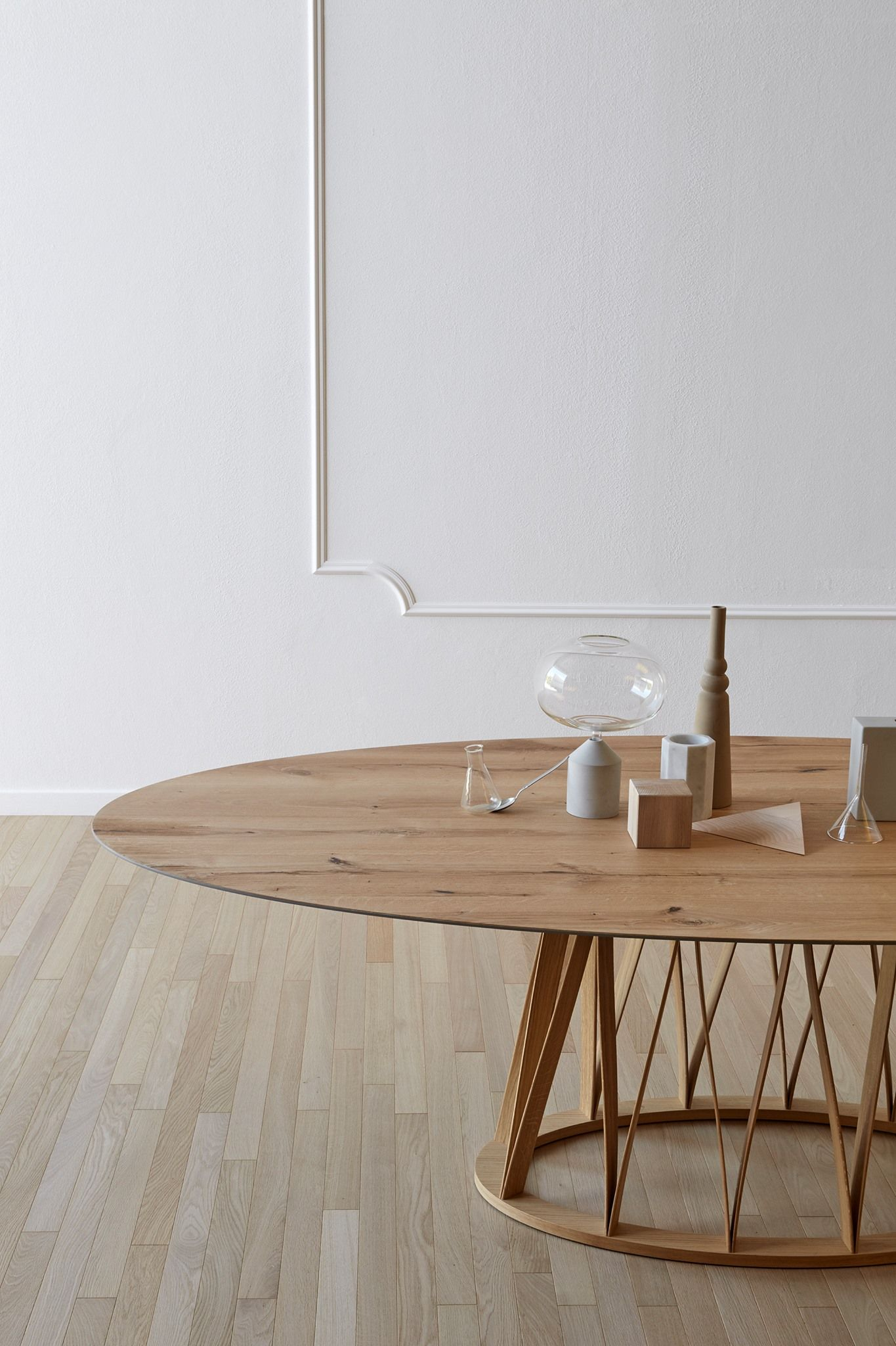 Carrelage Sur Fermacell Salle De Bain ~ Acco Table Miniform Florian Schmid Wood Tables Pinterest