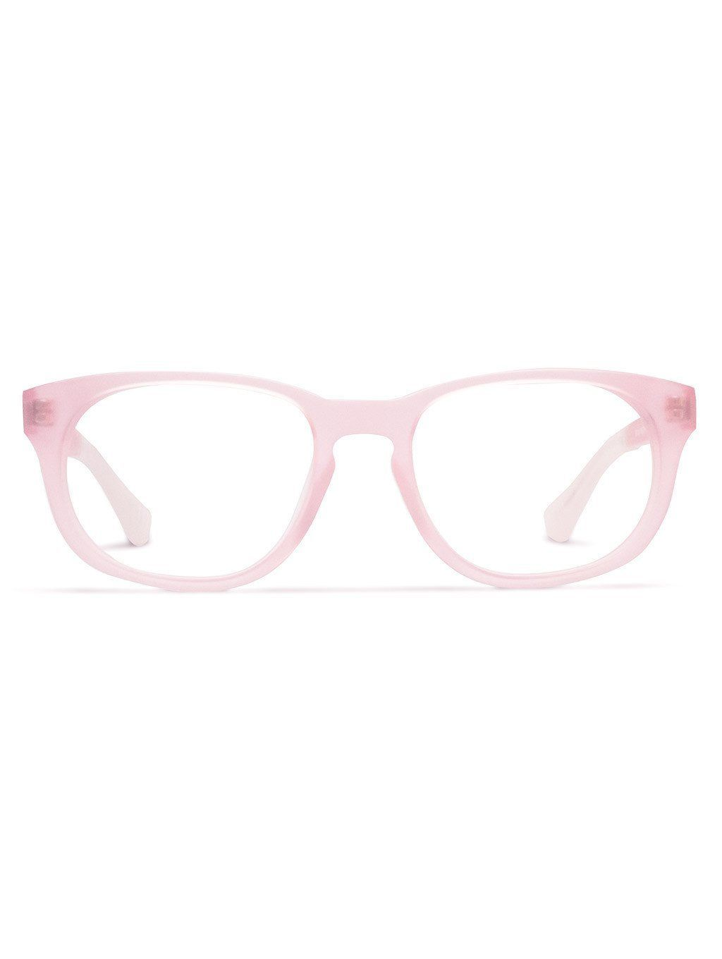 f311c94067a4 Limited Edition Kids Glasses    The Ruth Blush Pink