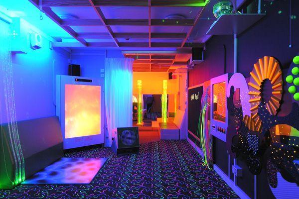 Multi-Sensory Rooms