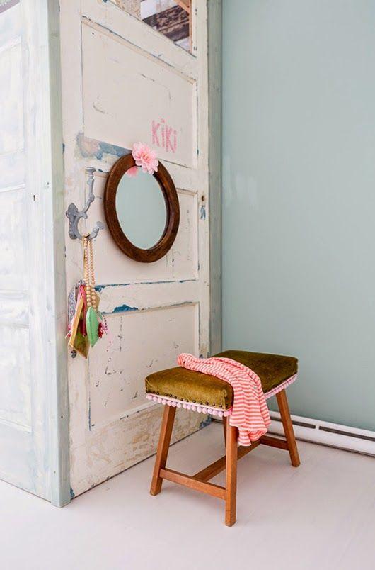 kleurrijke meidenkamer jann interieur