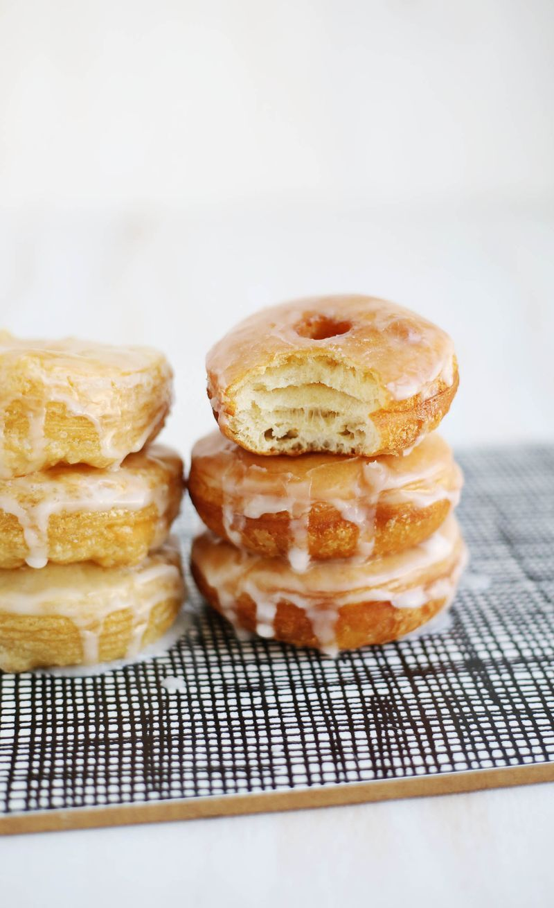 Easy Homemade Cronuts Recipe Great Recipes How Sweet