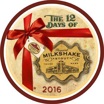 Rochester Mills 2 Days Of Christmas 2021 New Untappd Badge 12 Days Of Milkshake Stout By Rochester Mills Untappd Milkshake Stout
