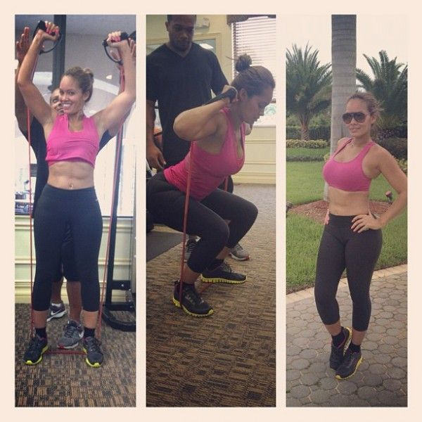 Fitness Tips: Evelyn Lozada says Get To The Gym! Here's ...