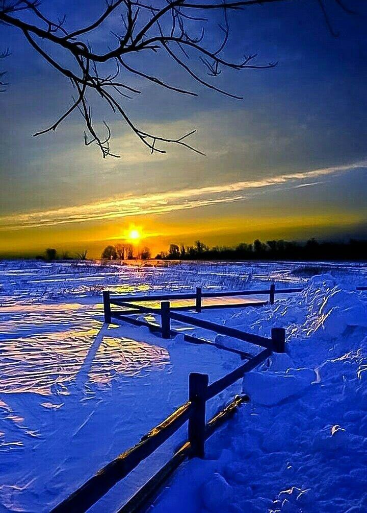Beautiful Winter Outfit Www Pinterest Com: Winter Sunset, Winter