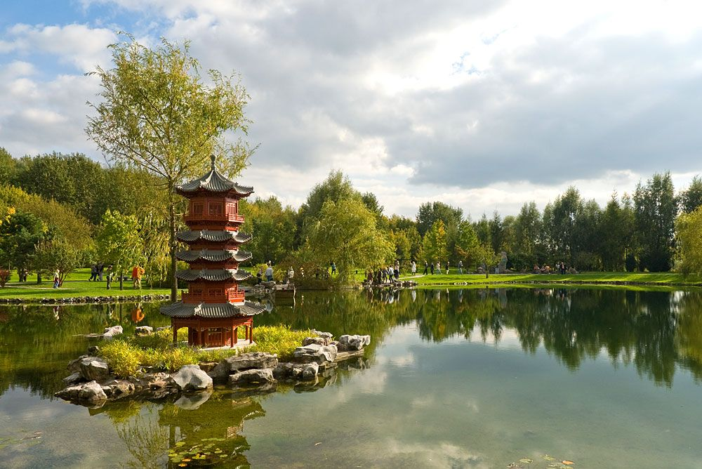 Chinesischer Garten Berlin Berlin Tourism, A Compact Travel Guide With Pictures ...