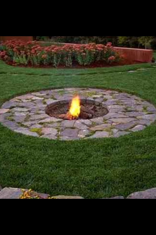 Small Fire Pit Patio Set: Ideas For The House