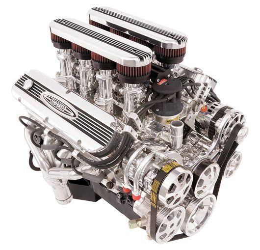 427 Ir Crate Engine In 2020 Motor