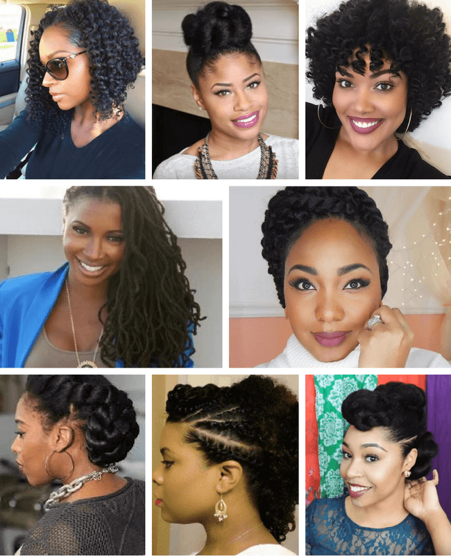 Confidently Match Natural Hairstyles And Work Environment Transitioning Hairstyles Professional Natural Hairstyles Braided Hairstyles Easy