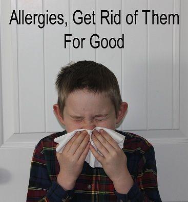how to get rid of seasonal allergies permanently