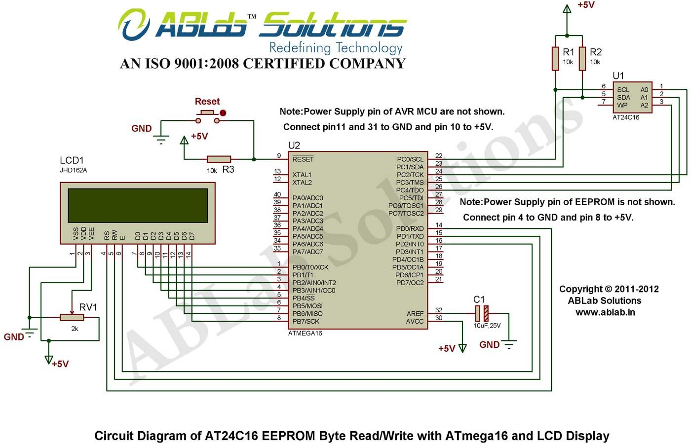 small resolution of eeprom programmer circuit circuit diagram electricity site