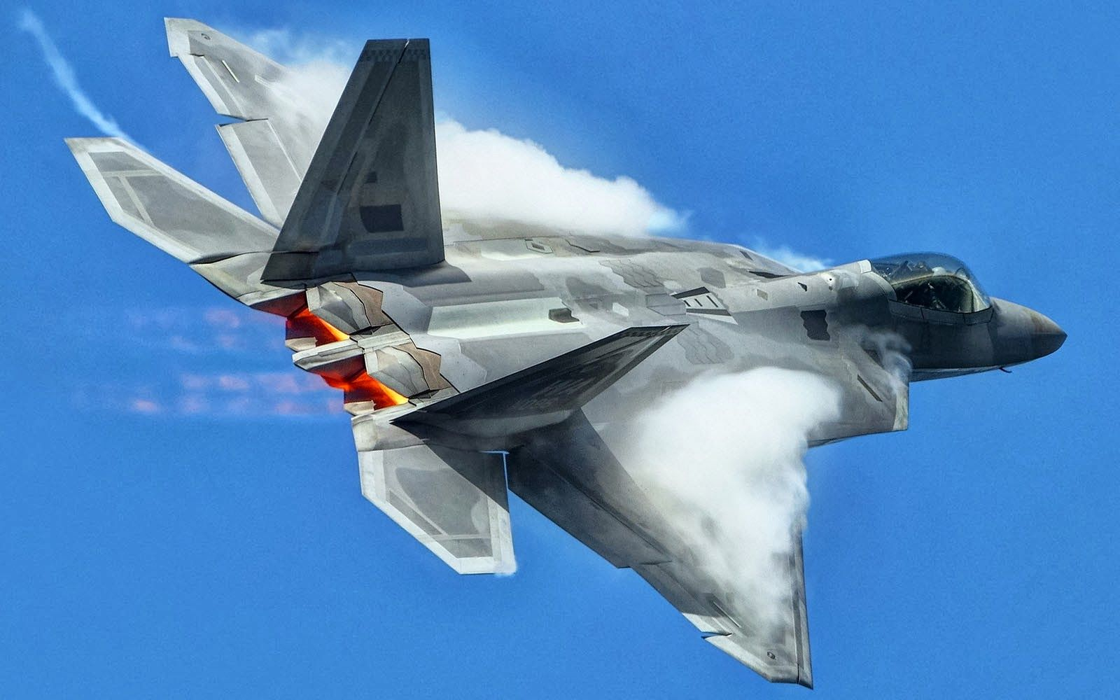 Lockheed Martin F 22 Raptor Wallpapers 6 Fighter Jets Aircraft Fighter Planes