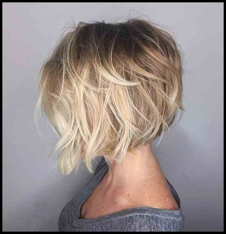 Bob Frisuren Stufig Trend Frisuren Frisur Dicke Haare Bob Frisur Frisur Inspirationen