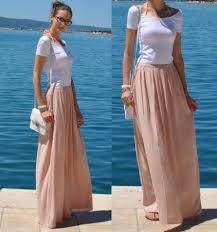 Znalezione Obrazy Dla Zapytania Stylizacje Z Dluga Spodnica Fashion Maxi Skirt Everyday Beauty