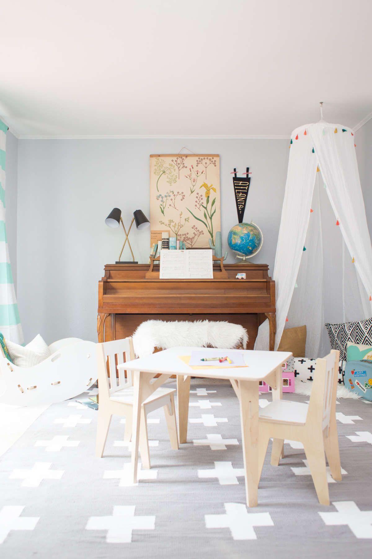 office playroom ideas. Neutral Shared Playroom Ideas Office G