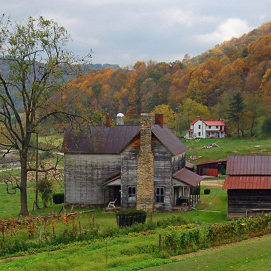 Best Places To Hike Boone Nc: Old Homestead On The Watauga River Near Boone