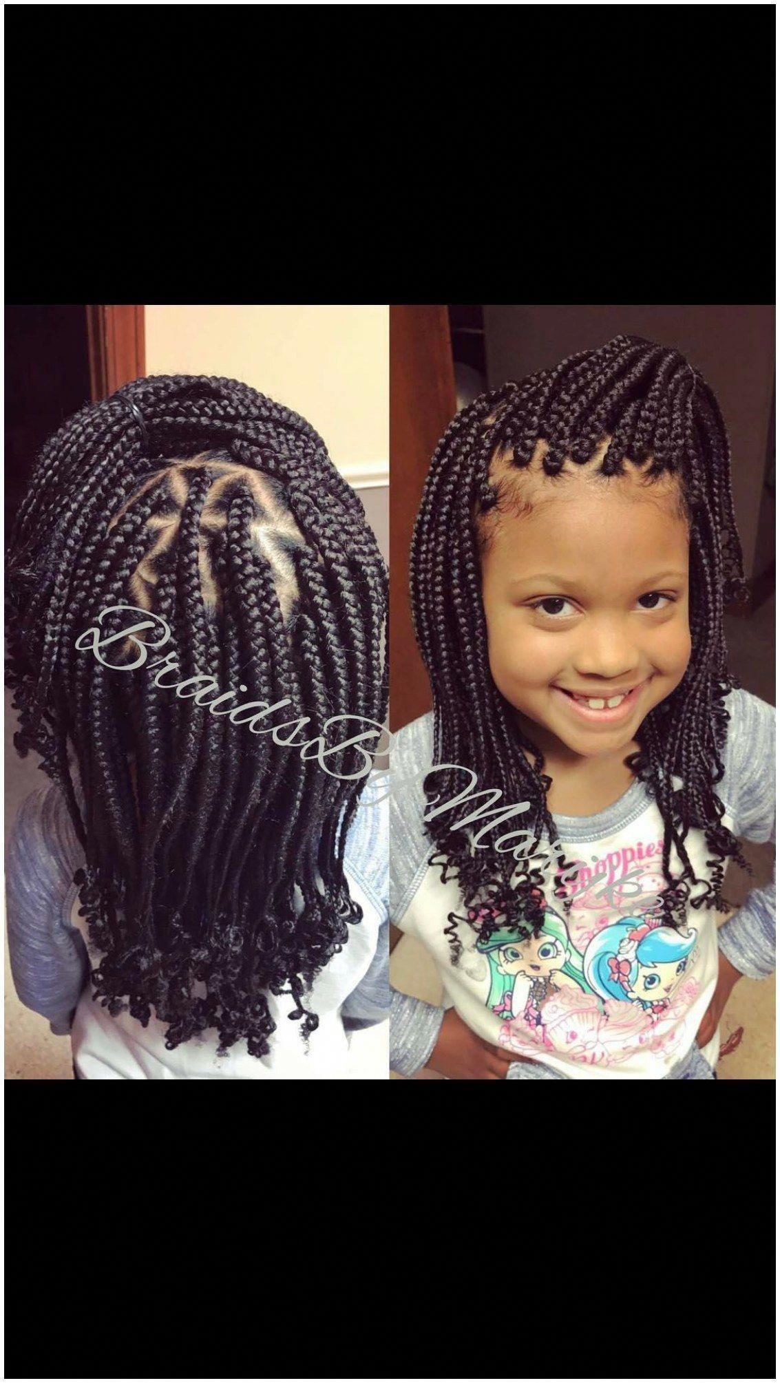 Cornrow Boxbraid Haircuts Kids Box Braids Jacksontnbraider Click Now For More Braidsforkid Little Girl Hairstyles Little Girl Box Braids Kids Box Braids