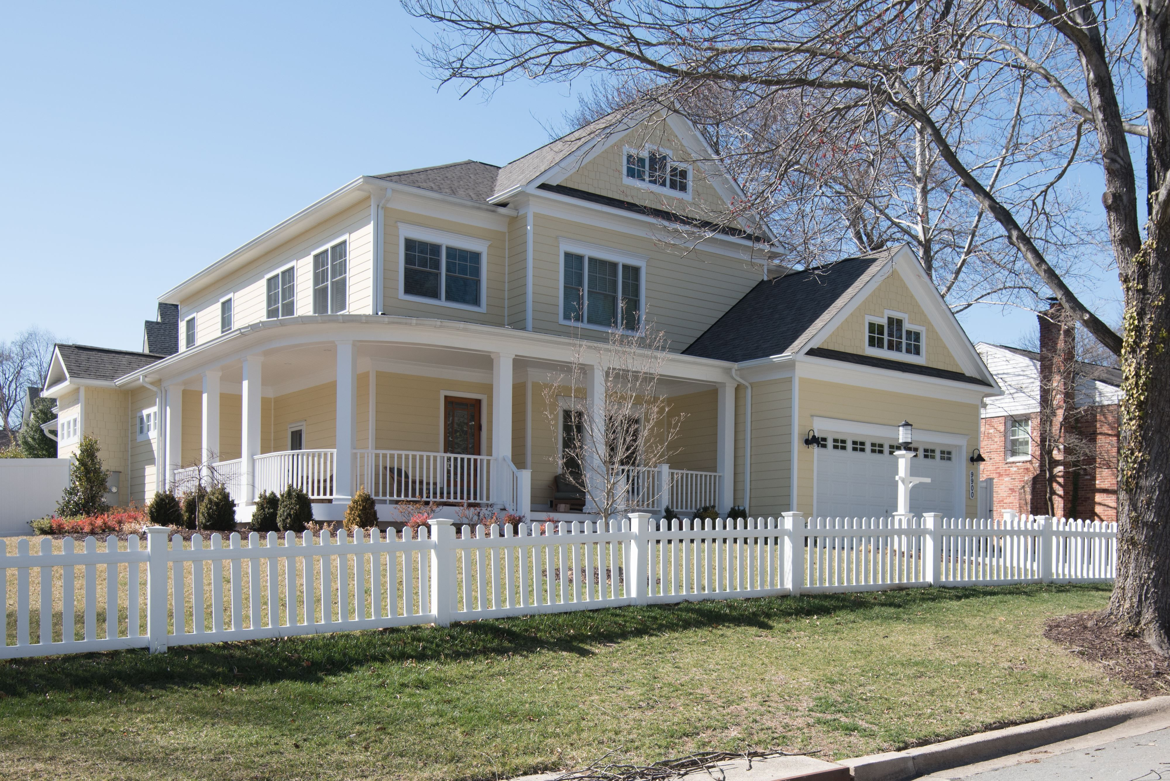 GOLD AWARD Custom Home between 35005000 sq ft MidAtlantic