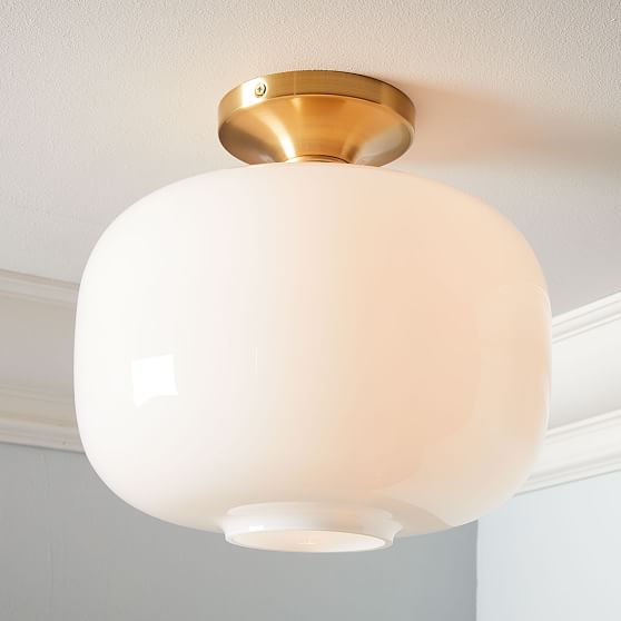 West Elm Mobile Ceiling Light