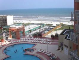 North Myrtle Beach South Carolina Usa Wyndham Ocean Boulevard Resort Formerly Known As Fairfield At This Blends