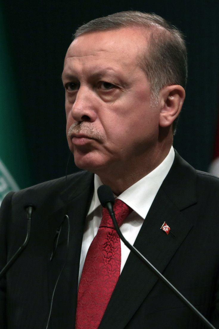 Erdogan Eklat