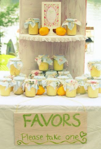 shabby chic bridal shower party favors shabbychic partyfavors