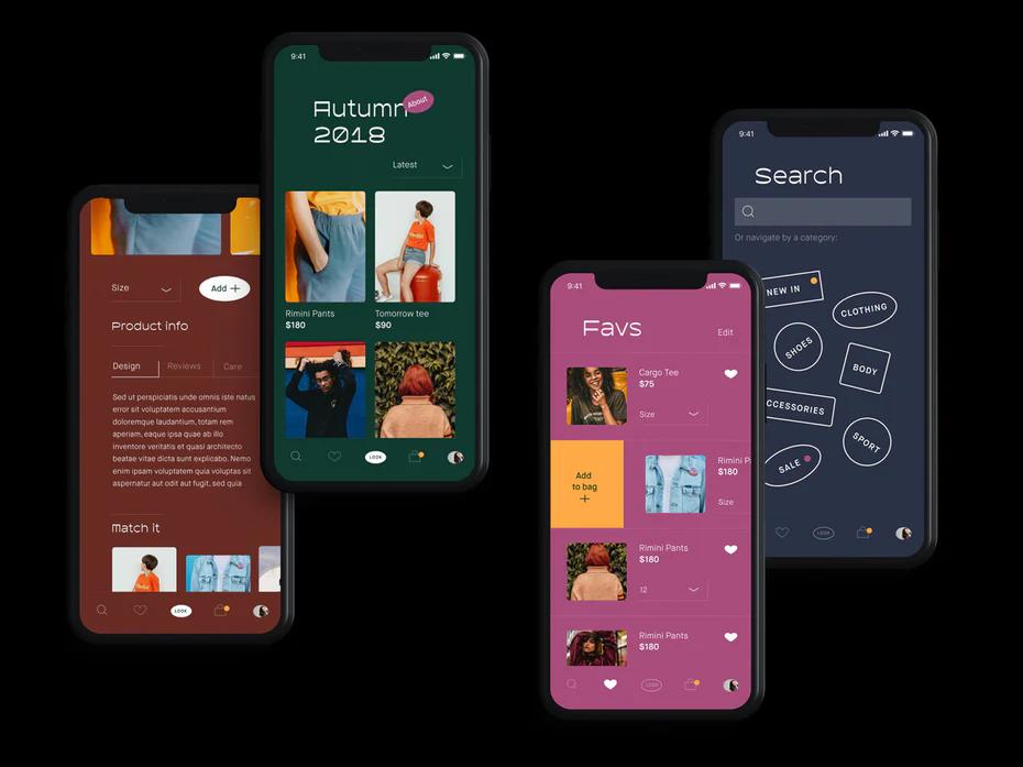The 9 Biggest App Design Trends 2020 In 2020 App Design Trends App Design Web App Design