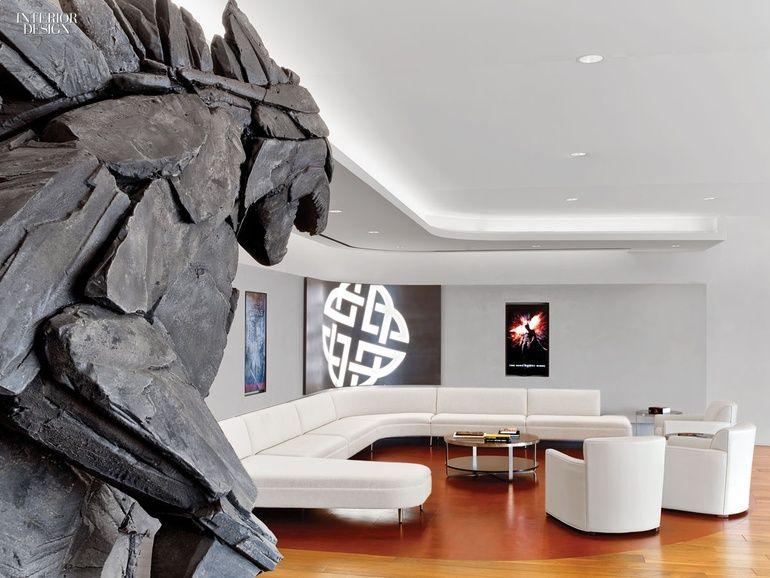 Project: Legendary.Firm:Felderman  Keatinge   + Associates  . Location: Los Angeles. Photography by Eric Laignel.
