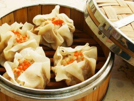 Resep Siomay Dimsum Daging Kukus Spesial Enak Resep Resep Masakan Makanan